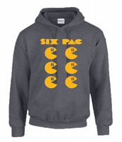 SIX PAC - INSPIRED BY PACMAN